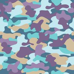 Camouflage seamless pattern 01
