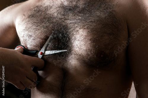 Подборка волосатых влагалищ и не только  203417