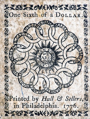 Continental Currency Dollar.