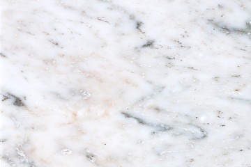 Natural black and white Marble texture, pattern and background.