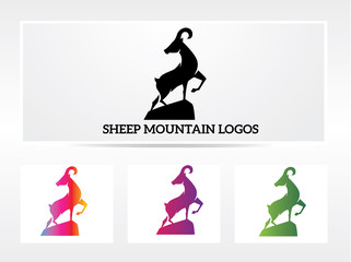 mountain sheep logo