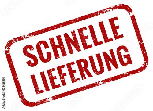 Schnelle lieferung stempel rot stock image and royalty for Wohnlandschaft schnelle lieferung