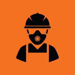 Repair worker icon