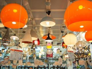 modern lights store