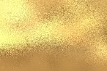Gold foil texture background  Wall mural