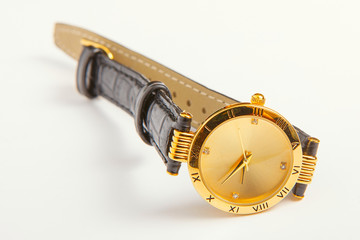 Gold watches