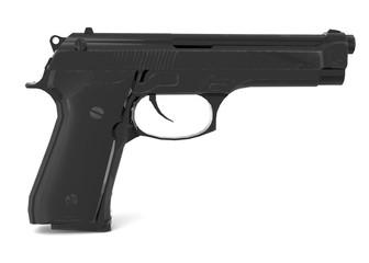 The Guns - 3D