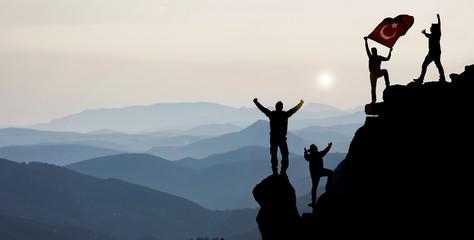 kaya tırmanışı ekip başarısı