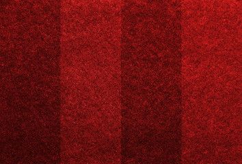 Red grass field for Christmas background