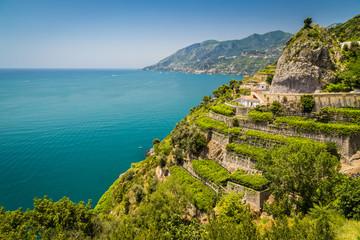 Wall Mural - Amalfi Coast, Campania, Italy