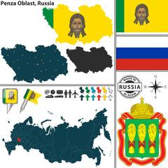 Penza Oblast, Russia