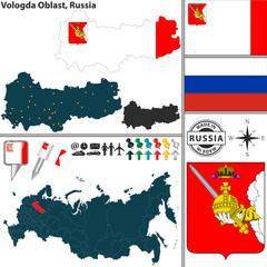 Vologda Oblast, Russia