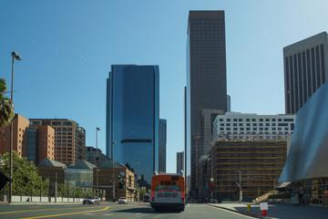 Los Angeles Wolkenkratzer