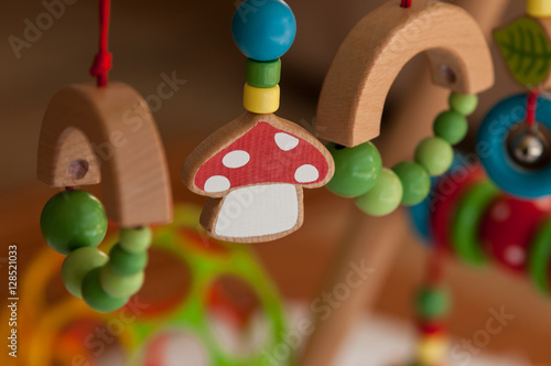 holzspielzeug f r kinder stock photo and royalty free images on pic 128521033. Black Bedroom Furniture Sets. Home Design Ideas