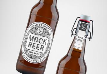 Bierflaschenmodelle