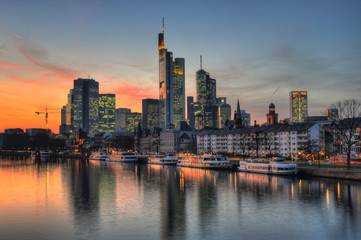 FRANKFURT / GERMANY - AUTUMN 2012