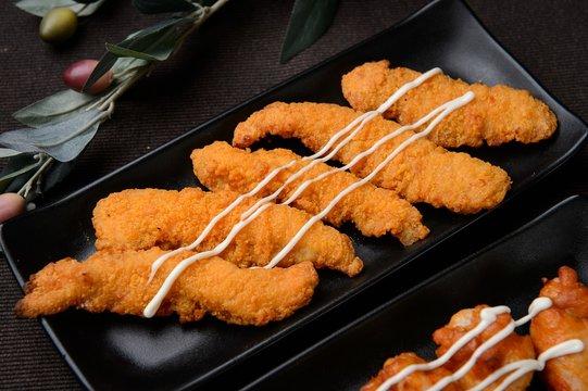 chicken tenders, 치킨텐더