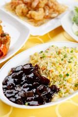 볶음밥, bokkeumbap, fried rice