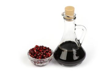 Natural pomegranate vinegar
