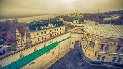 Kiev, Ukraine: Pechersk Lavra cave monastery