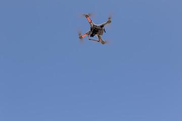 Il volo del drone