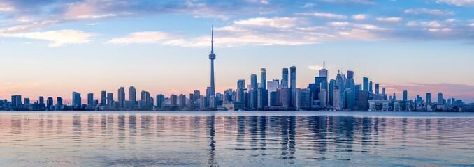 Fotobehang Toronto Toronto Skyline - Toronto, Ontario, Canada