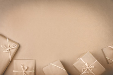 Gifts on the table
