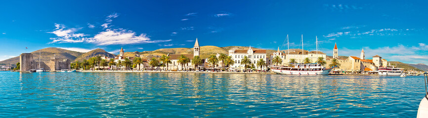 Trogir UNESCO world heritage site panoramic Wall mural