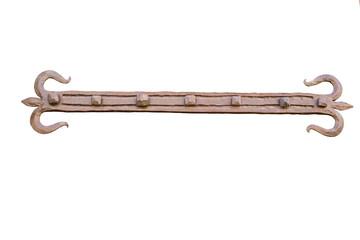 medieval door ironwork