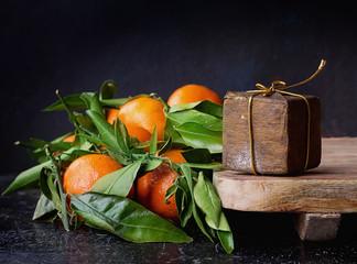 Tangerines Christmas