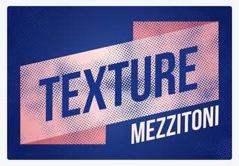 Texture mezzitoni a mano