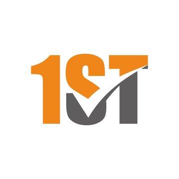 first logo vector