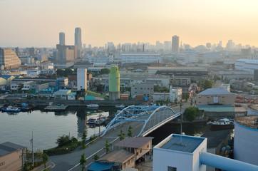 大阪都市風景