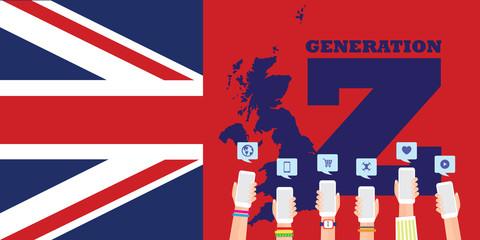 Generation Z in UK