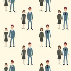 business people texture