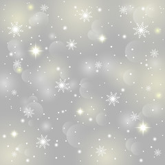 Abstract background winter