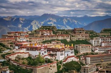 Ganden Monastery near Lhasa