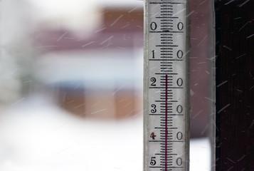 Low Temperature Outdoor