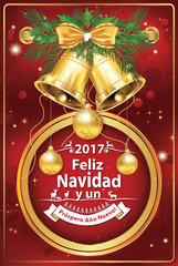 Postales de Año Nuevo: Tarjeta de Año Nuevo para empresas y compañías - Les deseamos Feliz Navidad y Feliz Año Nuevo
