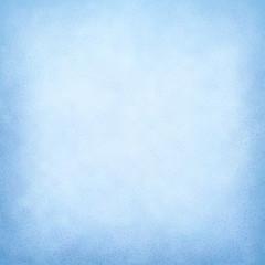 Blue ink splash winter paper background