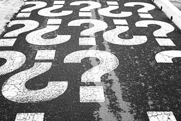 Question Marks Street