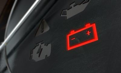 Check Battery Dashboard Light