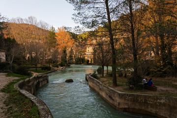 Couleur d'automne rivière