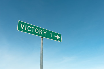 Victory 1 Mile