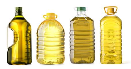 bottle oil plastic