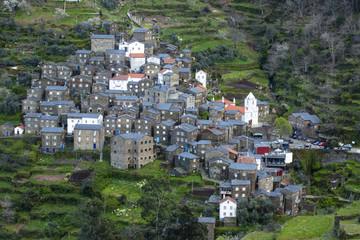 Portugal, Serra da Estrela, Piodao village