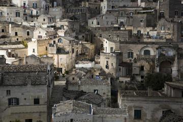 City of Matera, Sassi di Matera, Basilicata, Italy