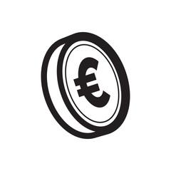Simple Euro Coin