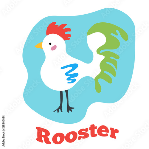 Cute Rooster Clip Art ...