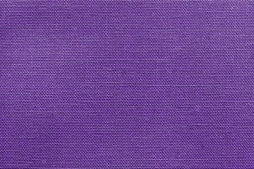 textured background rough fabric of violet color